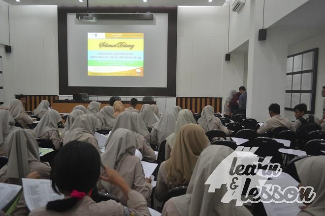 Suasana Belajar SMK N 1 Panjatan Yang Kondusif